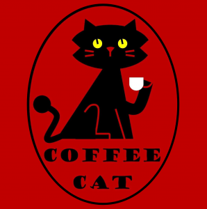 Coffee Cat logo